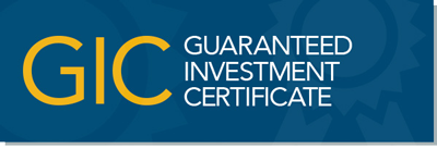 Guaranteed Investment Certificate (GIC)